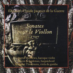 Jacquet de la Guerre: Sonates pour le Viollon