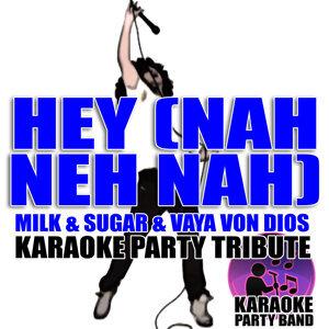 Hey (Nah Neh Nah) (Milk & Sugar & Vaya Von Dios Karaoke Party Tribute)