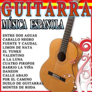 Guitarra. Música Espanola