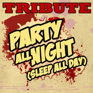 Party All Night (Sleep All Day) (Sean Kingston Tribute Instrumental)
