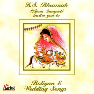 Boliyan & Wedding Songs (Apna Sangeet)