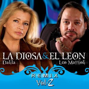 La Diosa y el Leon Remix vol 2