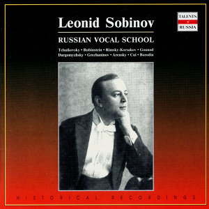 Russian Vocal School. Leonid Sobinov