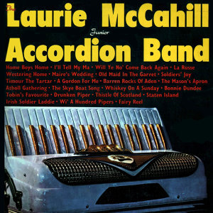 The Laurie McCahill Junior Accordion Band