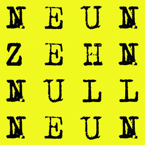 Neun Zehn Null Neun