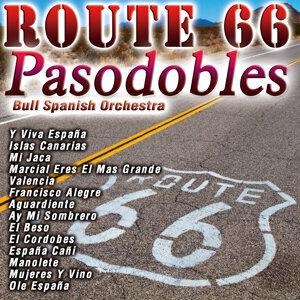 Route 66  Pasodobles