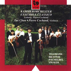 Kammerorchester Ensemble Classico: Telemann – Vivaldi – Pachelbel – Richter
