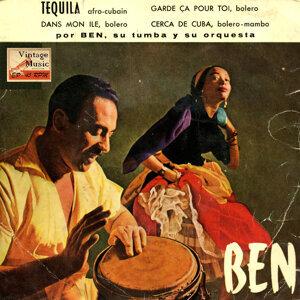 """Vintage Jazz Nº 28 - EPs Collectors """"Ben, Su Tumba Y Su Orquesta"""""""