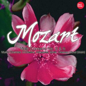 Mozart: Violin Concerto No. 3 & 5