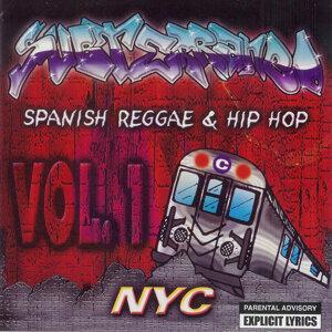 Spainish Reggae & Hip Hop Vol.1 NYC