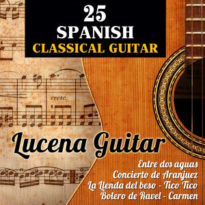 25 Spanish Classical Guitar