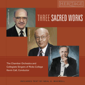 Three Sacred Works