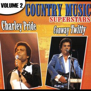 Country Music Superstars Volume 2