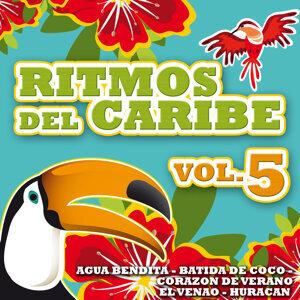 Ritmos del Caribe  Vol.5