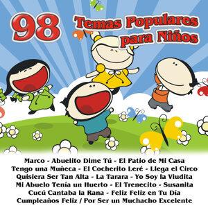 98 Temas Populares para Niños