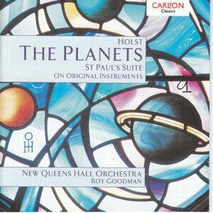 Holst: Planets & St Pauls Suite