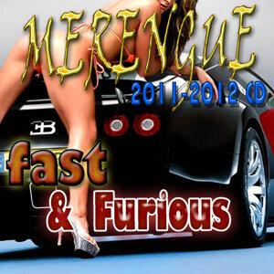 Merengue Fast & Furious (2011 - 2012 CD)