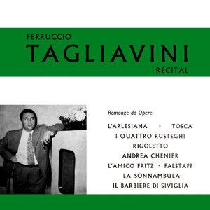 Ferruccio Tagliavini Recital