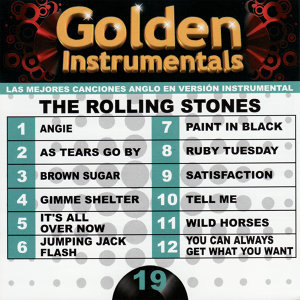 Golden Instrumentals, Vol. 19