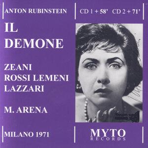 Anton Rubinstein: Il Demone