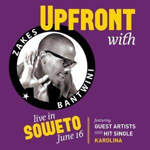 Upfront with Zakes Bantwini