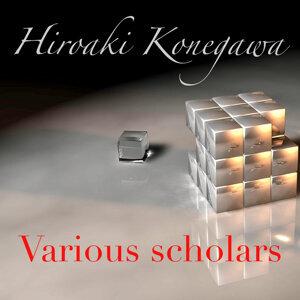 Various scholars