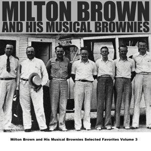 Milton Brown and His Musical Brownies Selected Favorites, Vol. 3