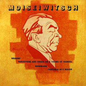 Johannes Brahms - Handel Variations / Robert Schumann - Fantasia