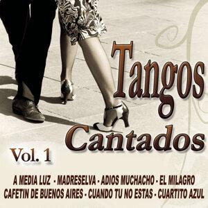 Tangos Cantados Vol.1