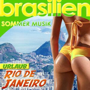 Urlaub Rio de Janeiro. Brasilien Sommer Musik