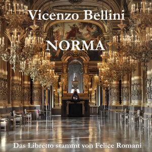 Norma, Das Libretto stammt von Felice Romani