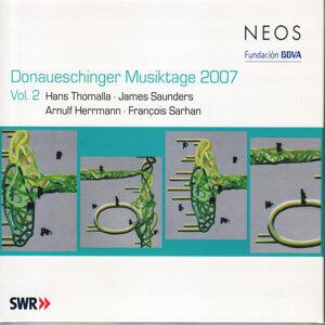 Donaueschinger Musiktage 2007 Vol. 2