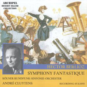 Berlioz: Symphony Fantastic - Cluytens