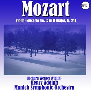 Mozart: Violin Concerto No. 2 in D major, K. 211