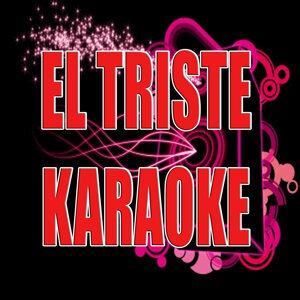 El Triste (In the Style of Cristian Castro)