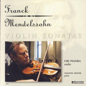 Franck - Mendelssohn: Violin Sonatas