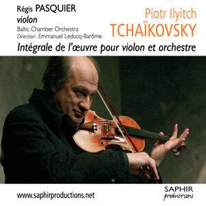 Tchaïkovsky - Intégrale de l'œuvre pour violon et orchestre