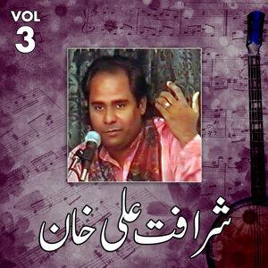 Sharafat Ali Khan, Vol. 3