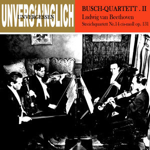 Beethoven String Quartet No. 14