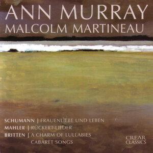 Schumann / Mahler / Britten