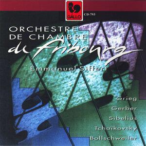 Orchestre de Chambre de Fribourg: Grieg - Gerber - Sibelius - Tchaïkovsy - Bollschweiler