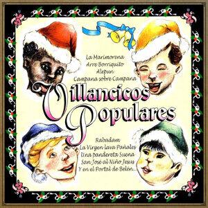 Vintage Christmas No. 10 - LP: Villancicos Tradicionales