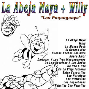 La Abeja Maya + Willy