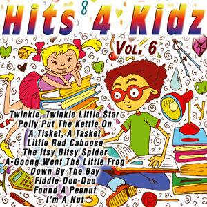 Hits 4 Kidz Vol.6