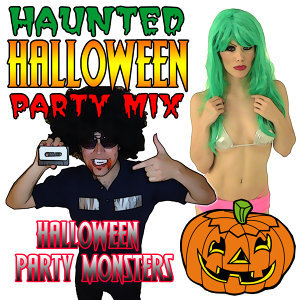 Haunted Halloween Party Mix