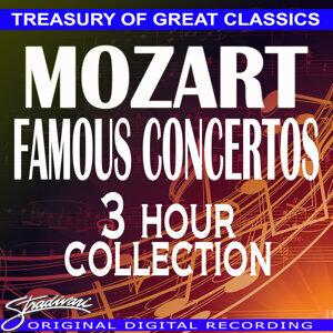 Mozart Famous Concertos