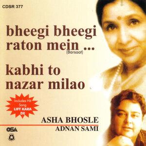 Kabhi To Nazar Milao/Bheegi Bheegi raton Mein