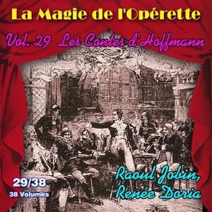 Les contes d'Hoffmann - La Magie de l'Opérette en 38 volumes - Vol. 29/38