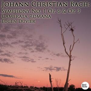 Bach: Symphony No. 1 Op. 6 & Op. 9