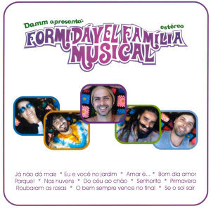 Damm apresenta: Formidável Familia Musical